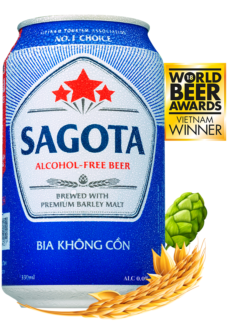SAGOTA ALCOHOL-FREE BEER