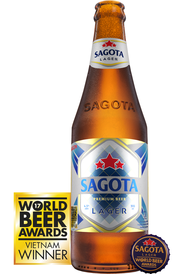 SAGOTA LAGER BOTTLE